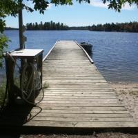 Cloverleaf Dock