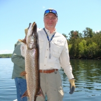 John Nordin 42-in Pike